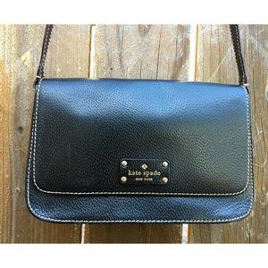 Kate Spade  New York Wellesley Fynn leather bag